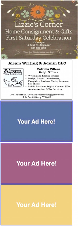 Advertise with the Valley-Voice