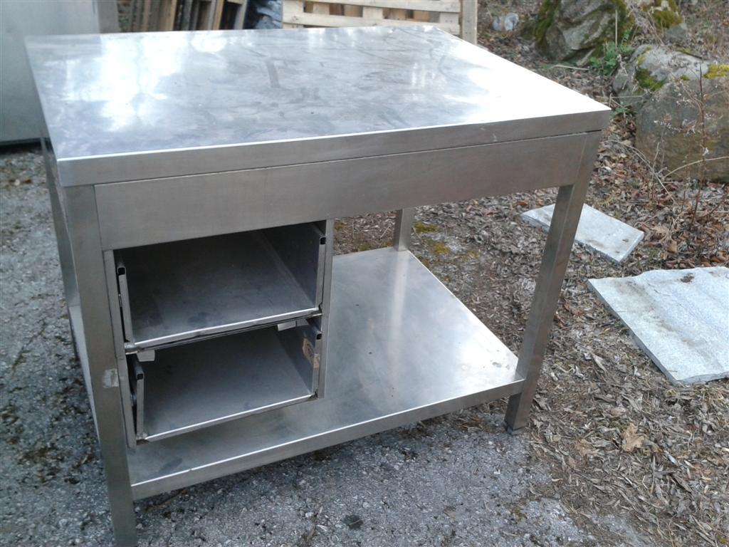 Ricerche correlate a prezzi tavoli cucina scavolini car - Banco da lavoro cucina ...