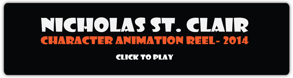 Character Animation Reel 2014 - Nicholas St. Clair4