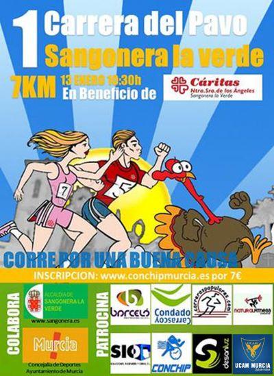 Carrera Sangonera 2013.