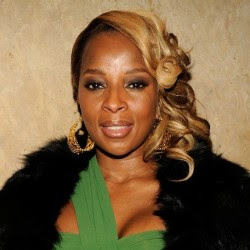 mary j blige weight and height