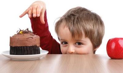 Pola Makan Dapat Pengaruhi Kecerdasan Anak
