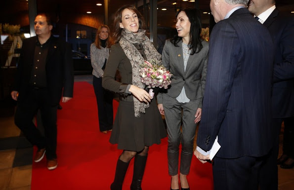 Princess Marie Attended Autism Conference In Herning