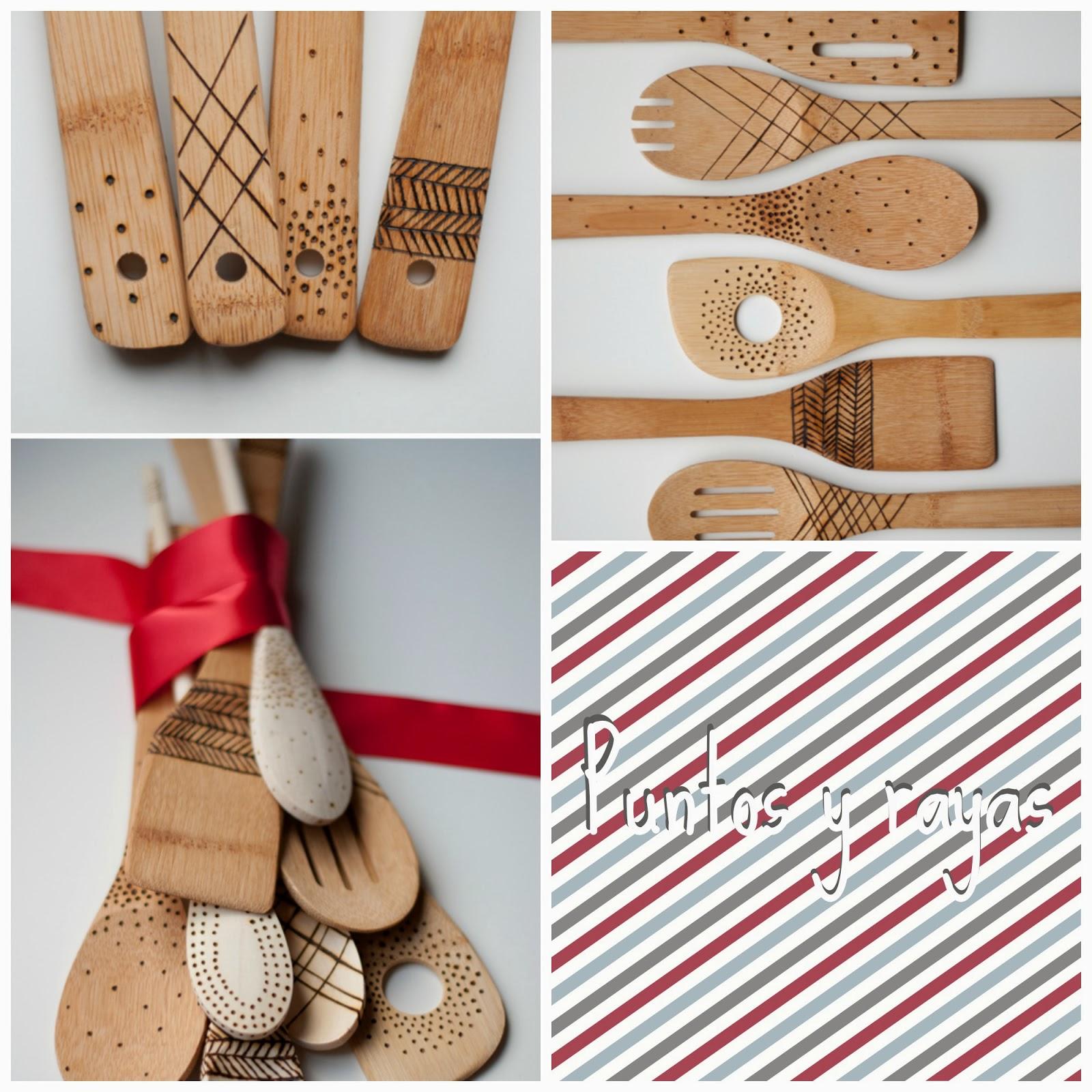 Miss lacraft no te quemes paletas de madera for Paletas de cocina decoradas