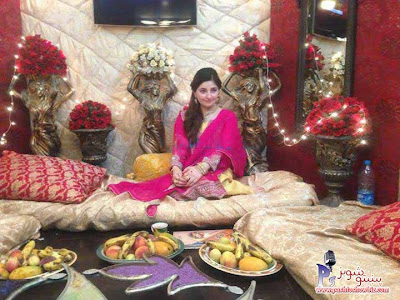 Gul Panra New Photo in Iftar Time