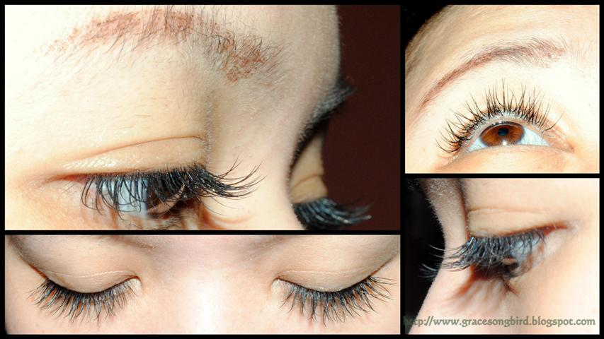 Mommy on the Go!: Eyelash Extensions: Get Polished did it well!