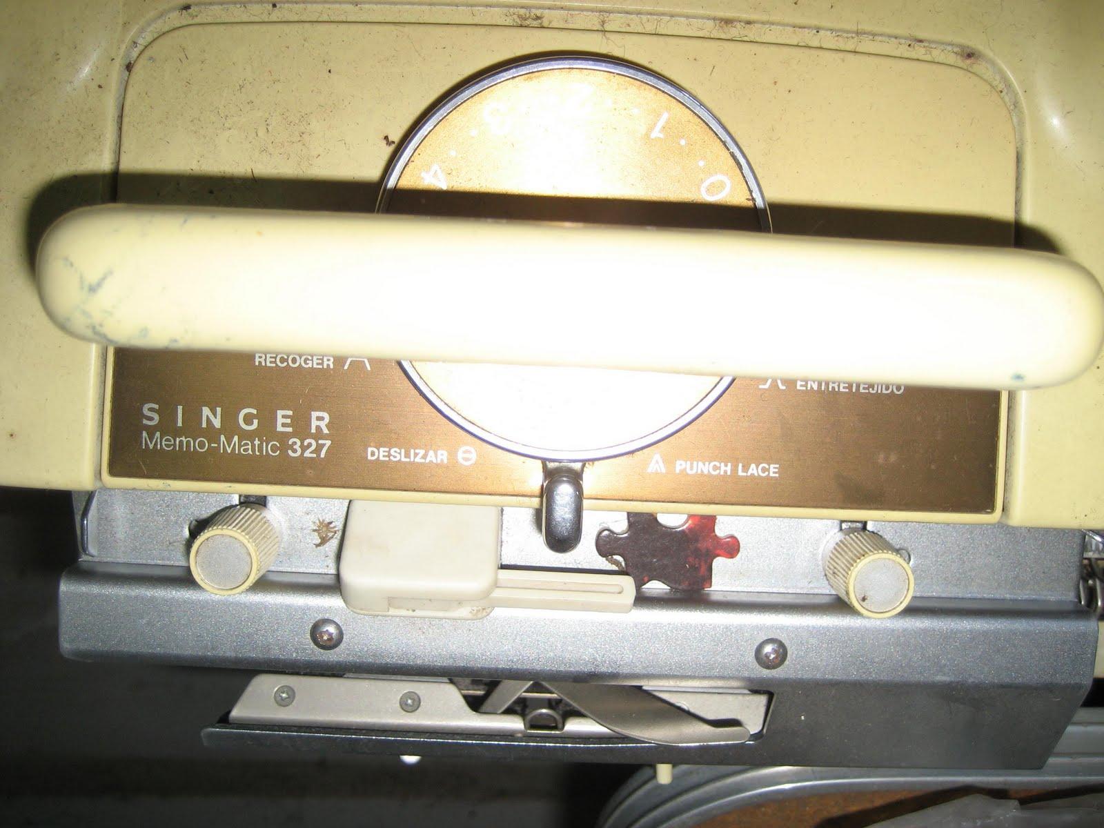 articulos a la venta por poca plata: Maquina De Tejer Singer Memo ...