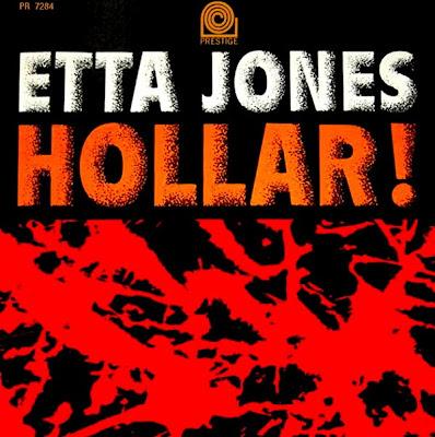 Etta Jones - Hollar! 1960 (Prestige)