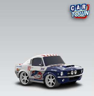 Shelby GT 500 JE Pistons