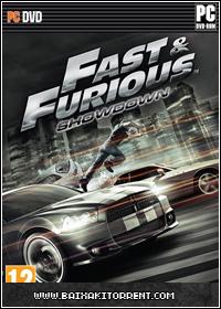 Capa Baixar Fast & Furious: Showdown PC   2013 RELOADED   Torrent Baixaki Download