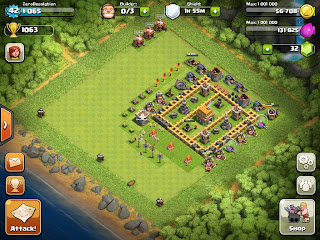 ZeroDesolation: Clash of Clans