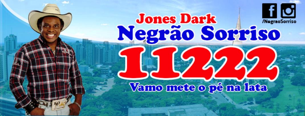 VEREADOR NEGRÃO SORRISO
