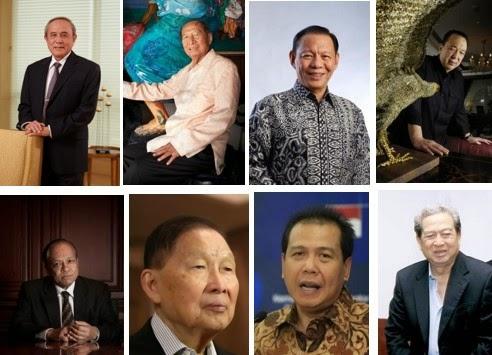 Daftar 10 Orang Terkaya di Indonesia Menurut Majalah Forbes