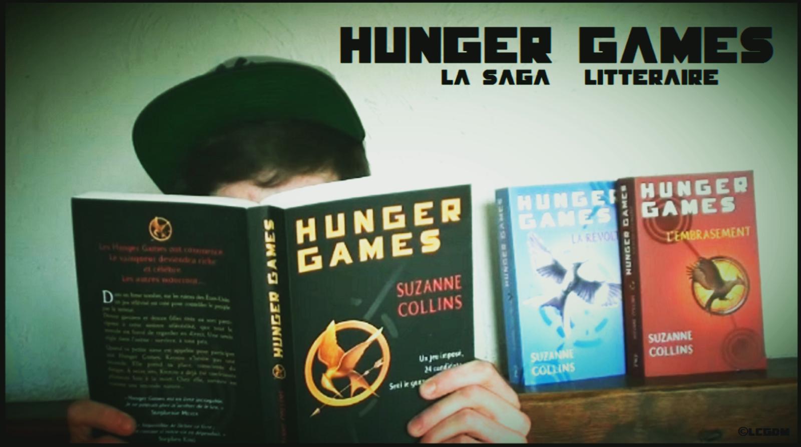 Hunger Games, la saga littéraire