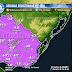 Frio record: Mínimas llegaron a casi -9° bajo cero en el sur