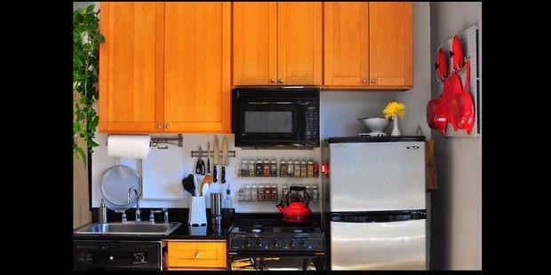 dapur sempit jangan dulu salahkan ukurannya esabong