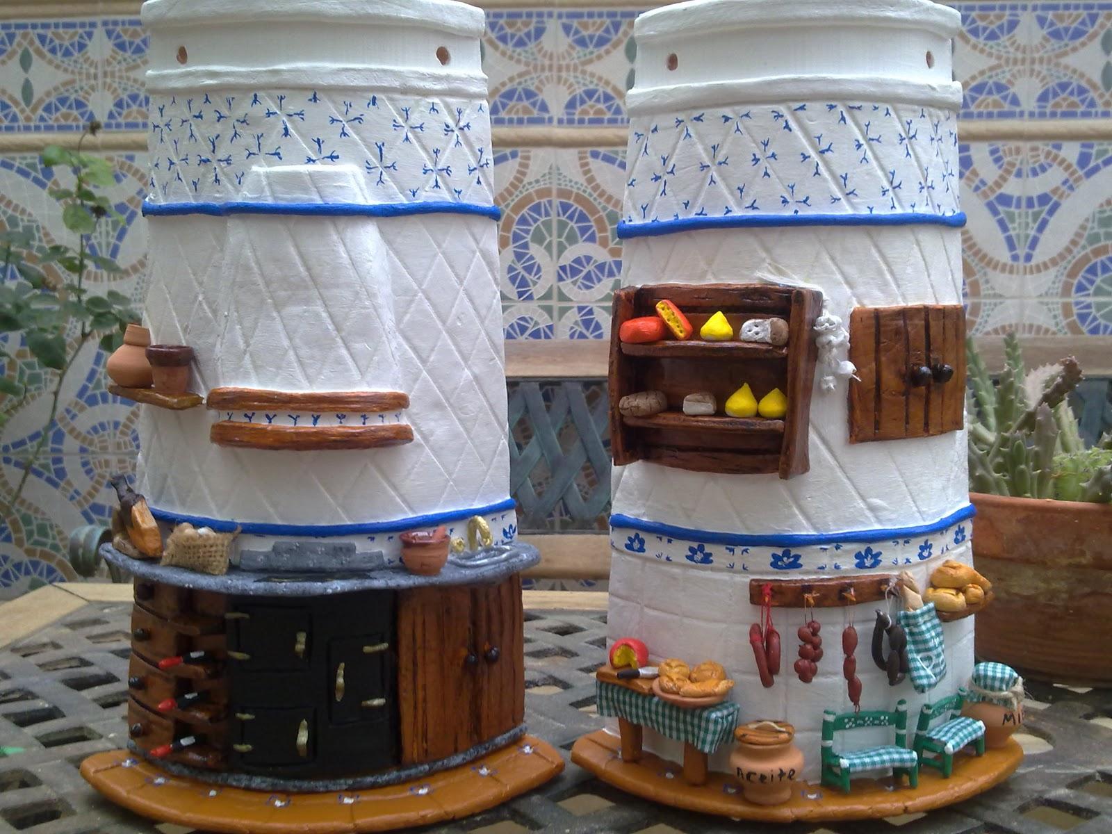 Tejas Artesanales cuartos de ba o y cocina