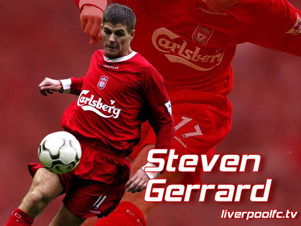 Steven Daniel HD Wallpapers Football Club Wallpapers Steven Gerrard Hd Wallpapers