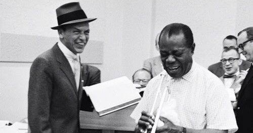 The Wonderful World Of Louis Armstrong Frank Sinatra And Louis Armstrong Centennial Edition