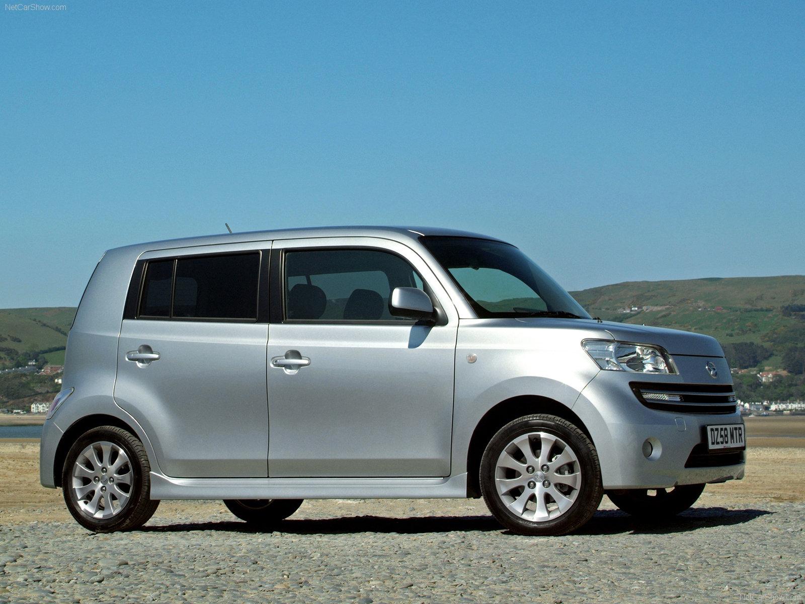 Hình ảnh xe ô tô Daihatsu Materia 2008 & nội ngoại thất