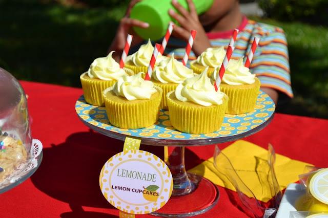 summer fiestas Lemonade Bake Sale