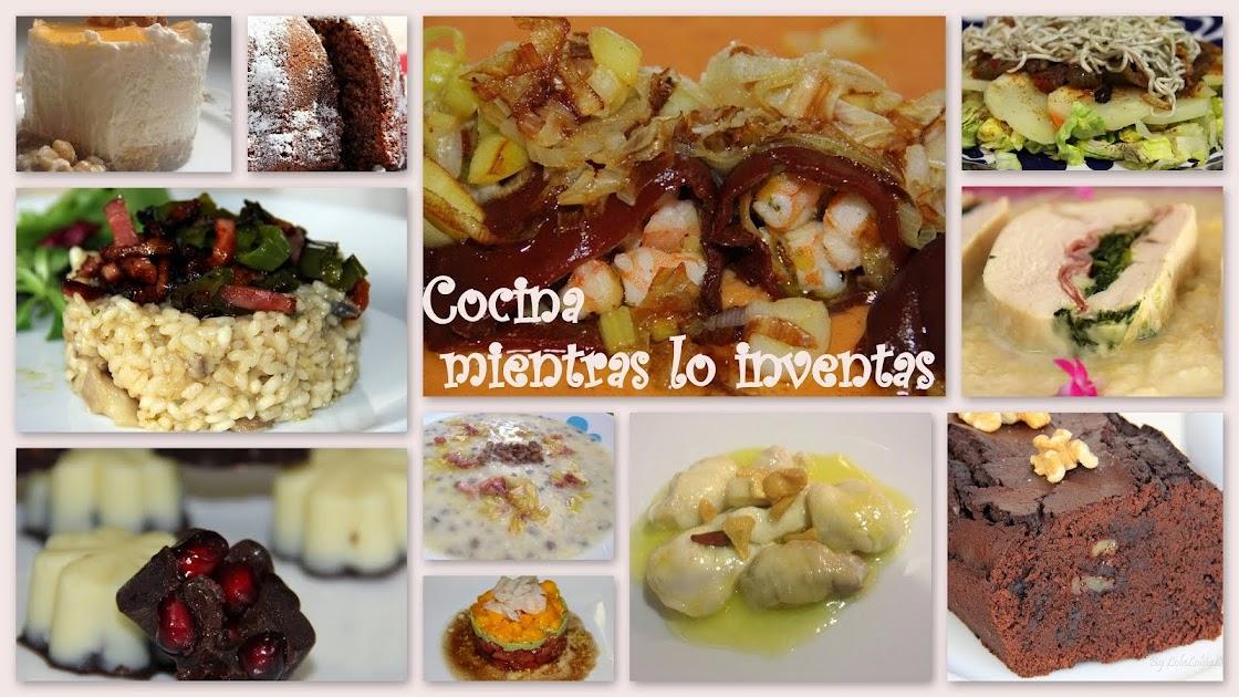 Cocina Mientras lo Inventas