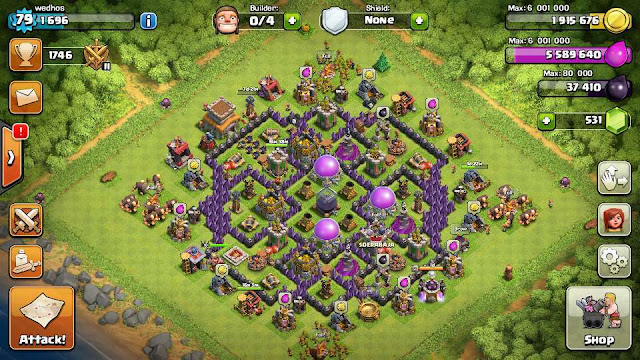 Clash Of Clans update Town Hall level 11 hadirkan Wizard Tower dan Laboratory level 9