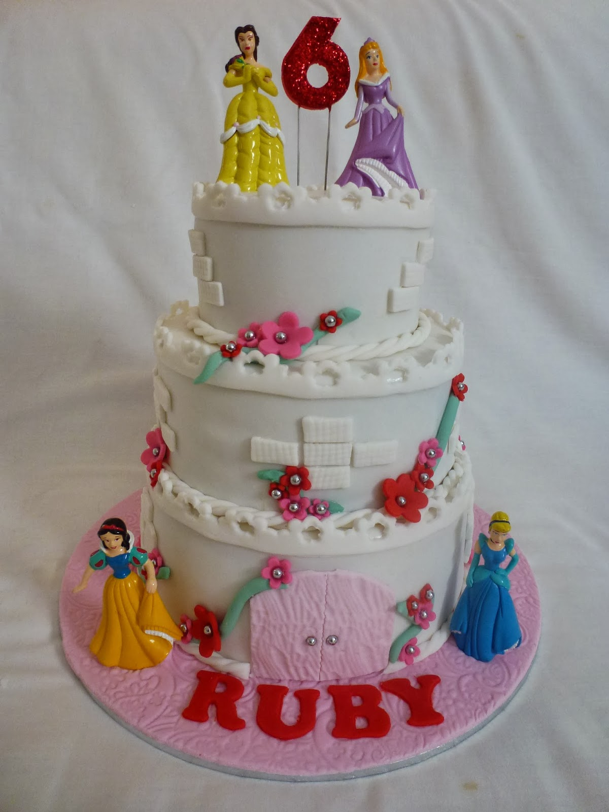 Cakes And Other Delights Happy Birthday Princess