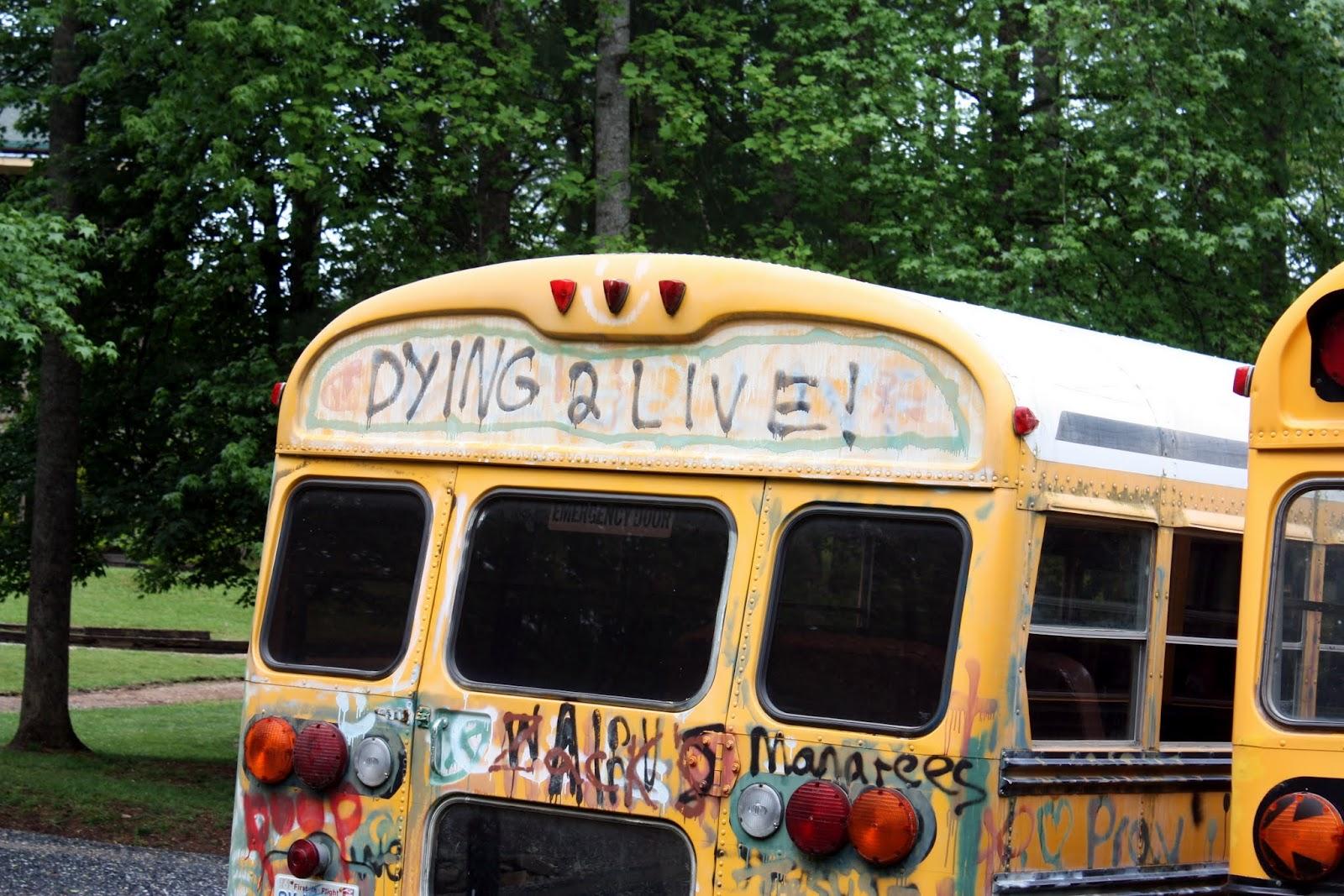 Bus to snowbird