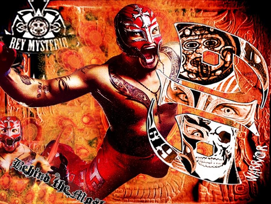 Sports Stars Info: Rey Mysterio 2012 Wallpapers
