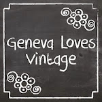 Geneva Loves Vintage