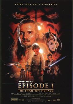 descargar Star Wars 1 – DVDRIP LATINO