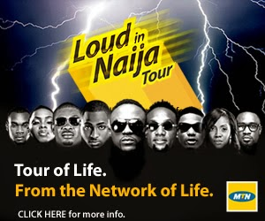 Loud in Naija Tour