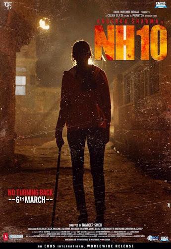 NH - 10 (2015) Movie Poster No. 2