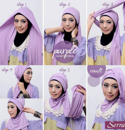 Hijab Untuk Wisuda Terbaru Hijab Modern Untuk Wisuda