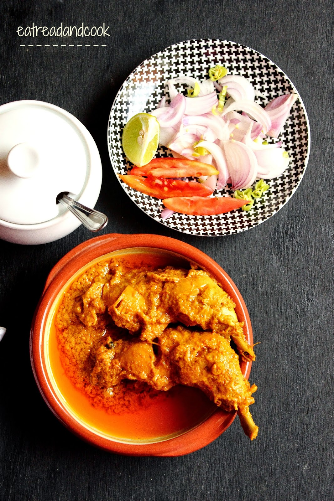 How to cook bengali chicken chaap