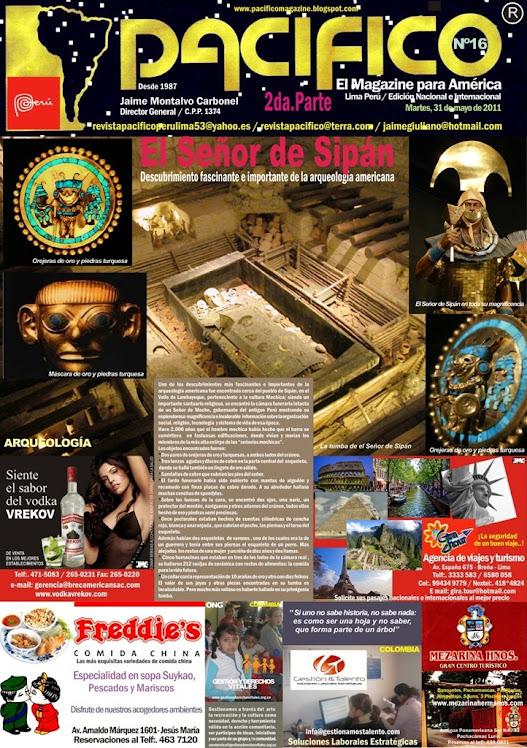 Revista Pacífico Nº 16 parte 2da.