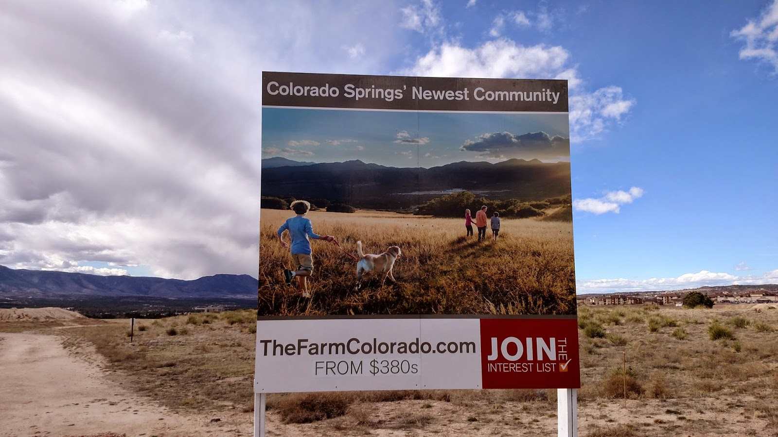 Get more info on this new community in Colorado Springs - The Farm