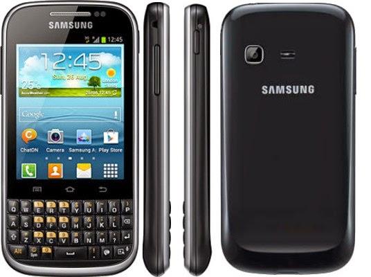 game untuk samsung galaxy chat gt b5330