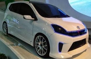 Toyota Agya E A/T Terbaru