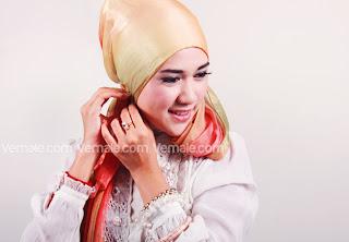 Tutorial Jilbab Cantik Untuk Acara Resmi
