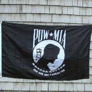 POW/MIA House Flag