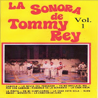 tommy rey volumen 1