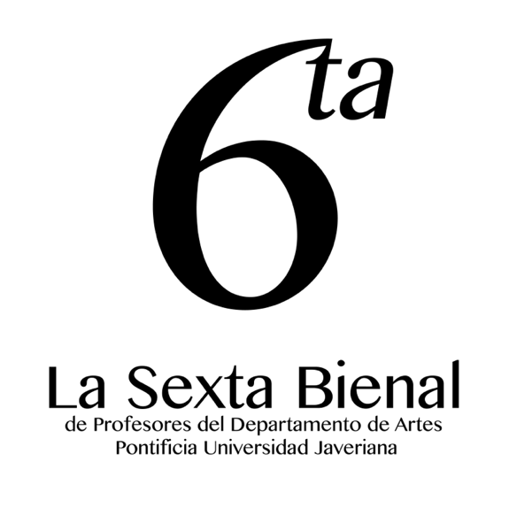 La Sexta Bienal Javeriana de Profesores del Departamento de Artes Visuales