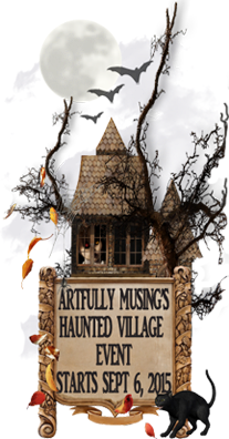Check out Artful Musings Haunted Villiage