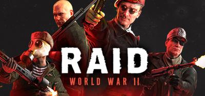 RAID World War II The Countdown Raid-CODEX