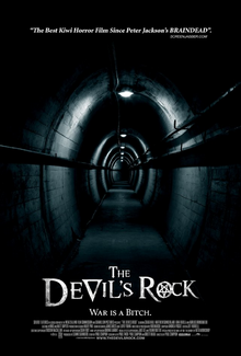 The Devils Rock 'Tunnel' Poster
