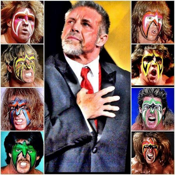 Adam's Wrestling: Ultimate Warrior Tribute