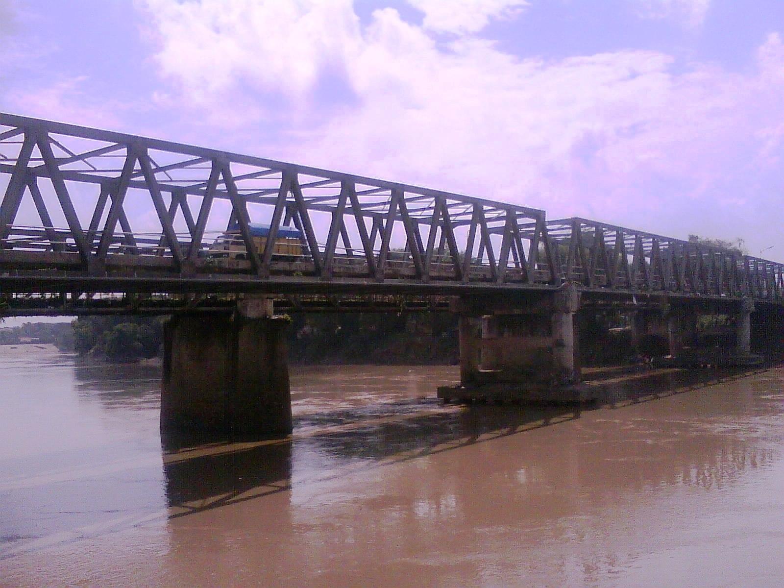 Jembatan Bengawan Solo Cepu - infoblora.com