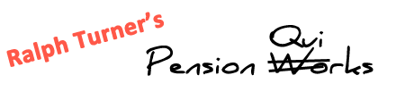 Ralph Turner's Pensions Blog